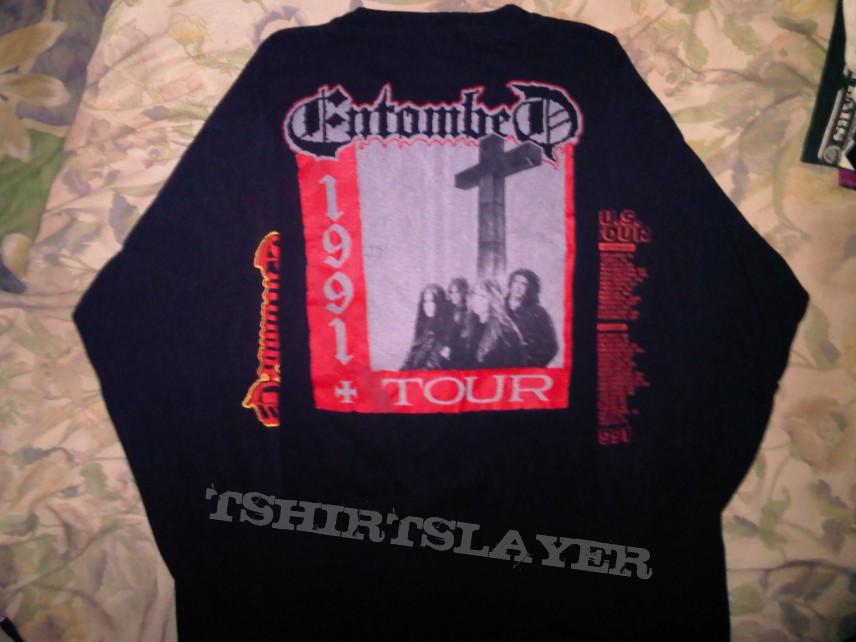 Entombed US Tour, 1991