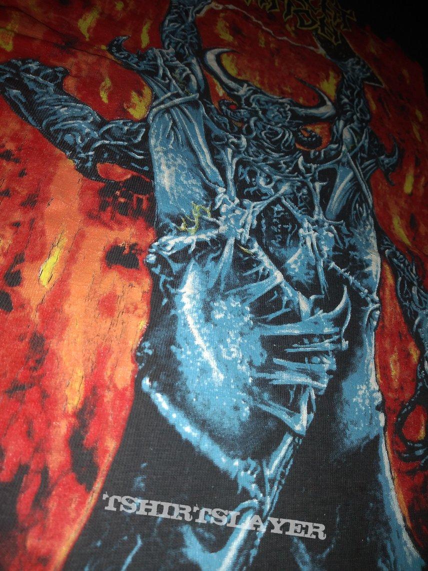 Malevolent Creation Ten Commandments original