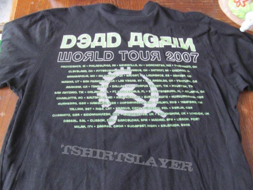 Type O Negative Dead Again shirt