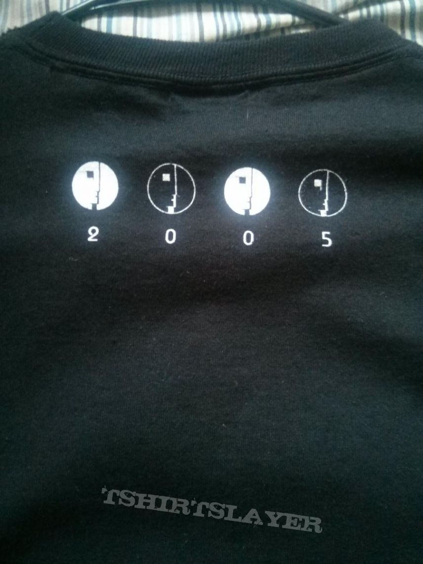 Bauhaus Coachella shirt
