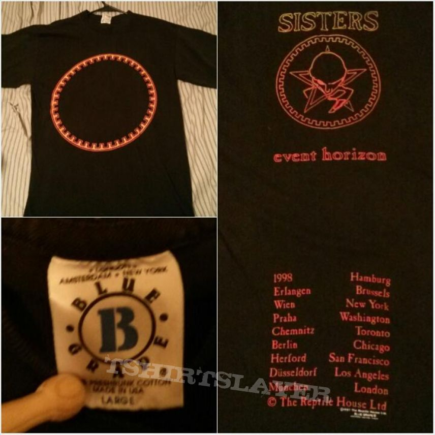 Sisters of Mercy shirt