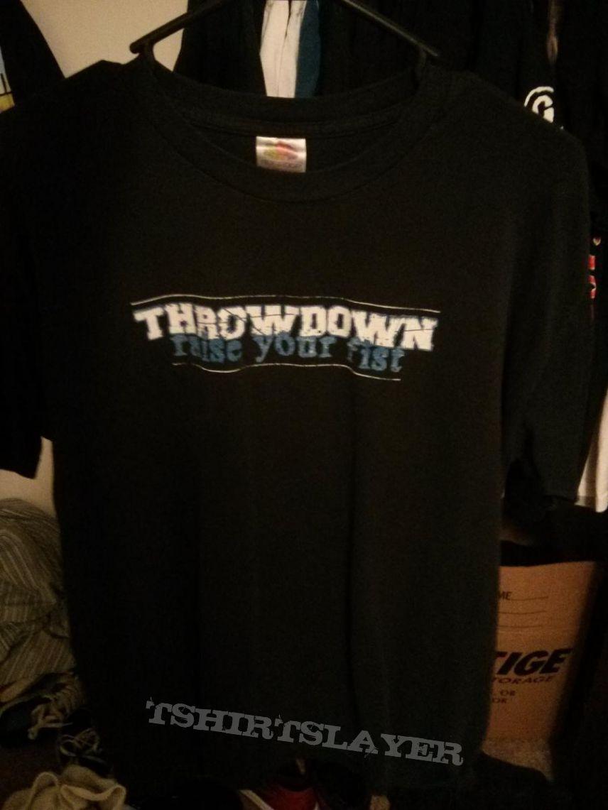 Throwdown shirt