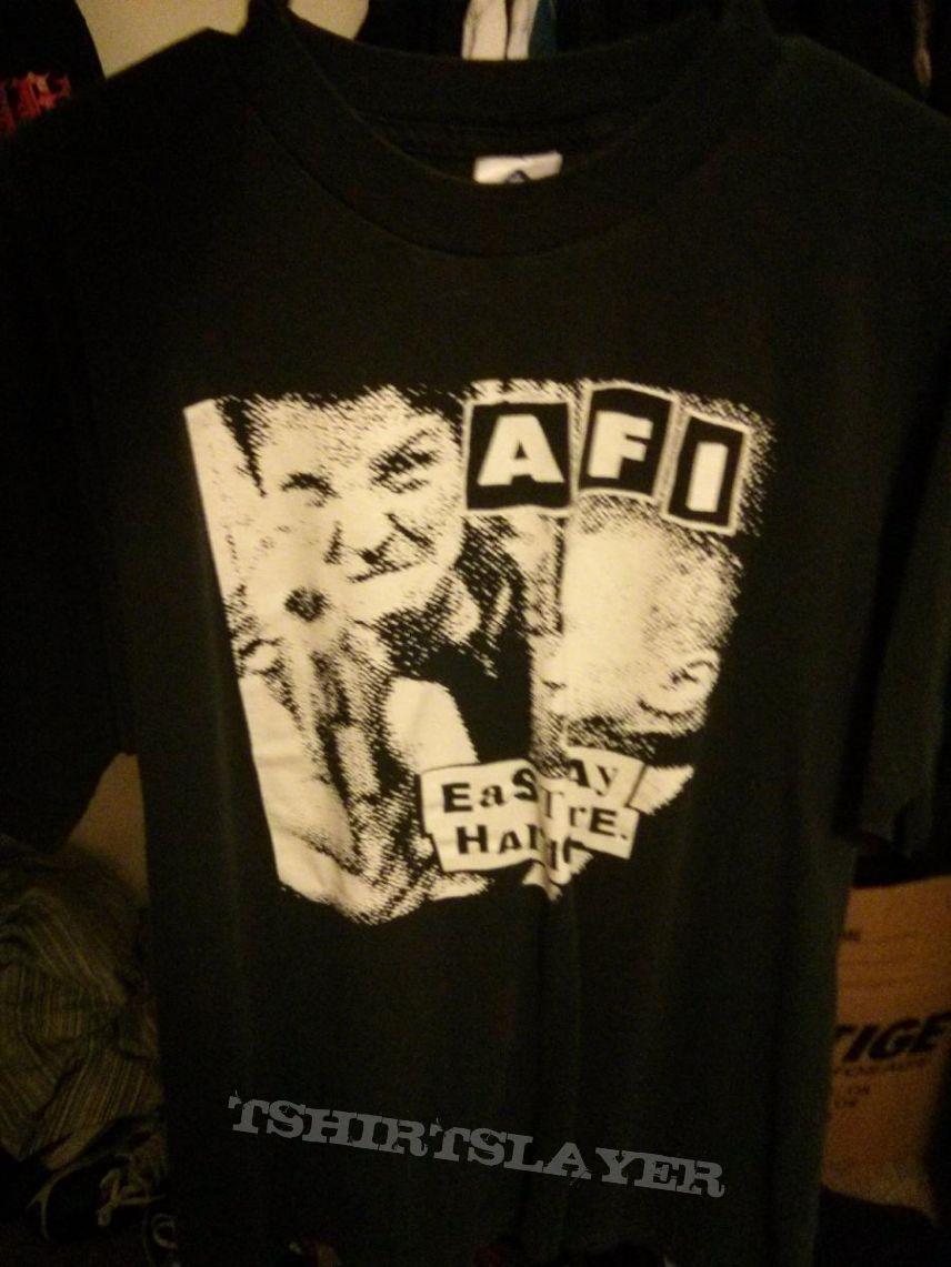 AFI gun kid ebhc shirt