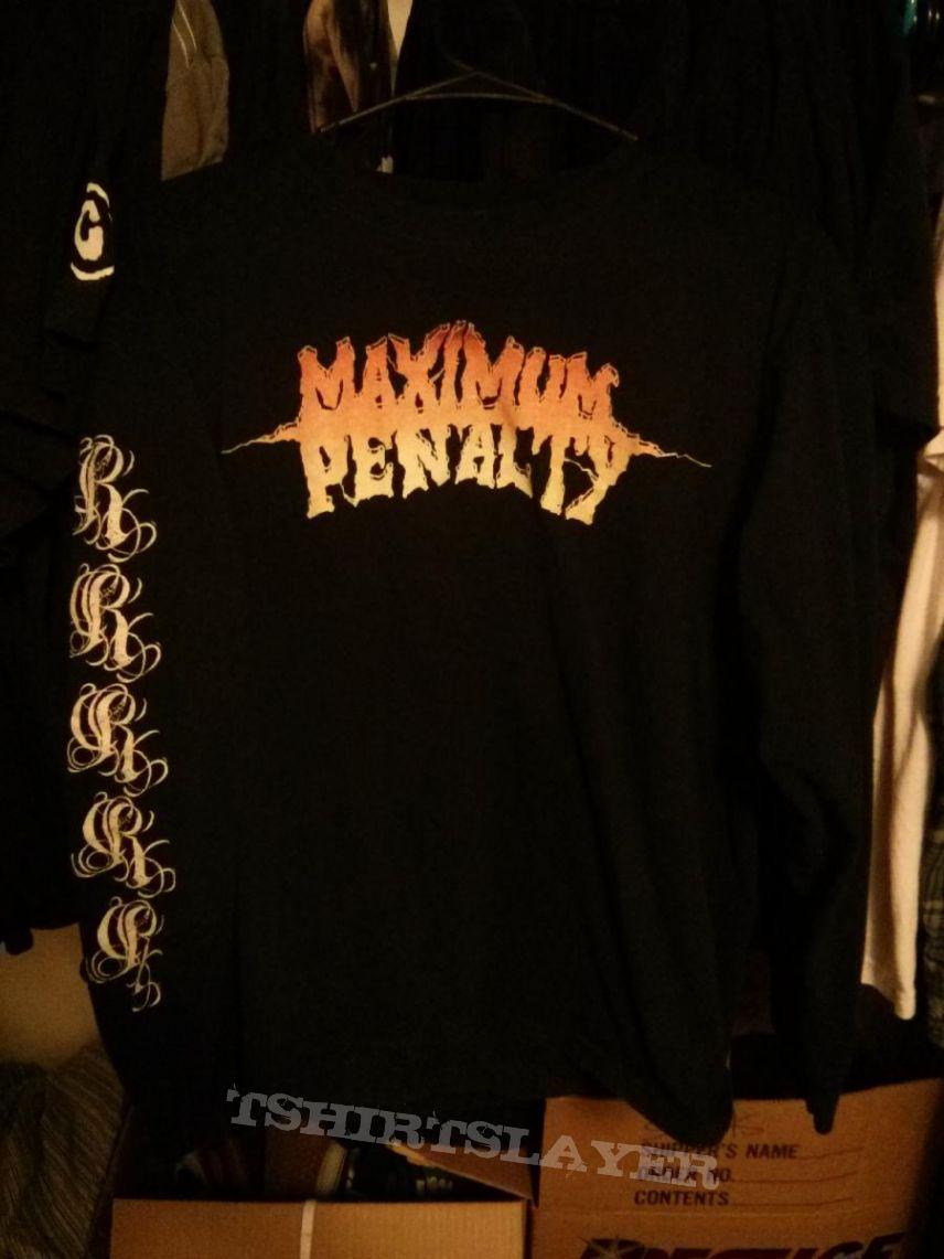 Maximum Penalty long sleeve