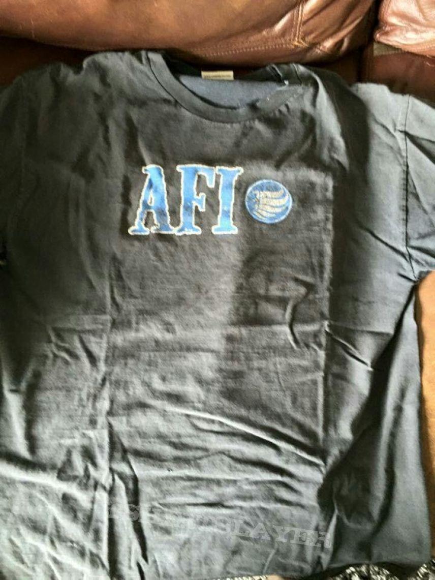 AFI Sing the Sorrow shirt
