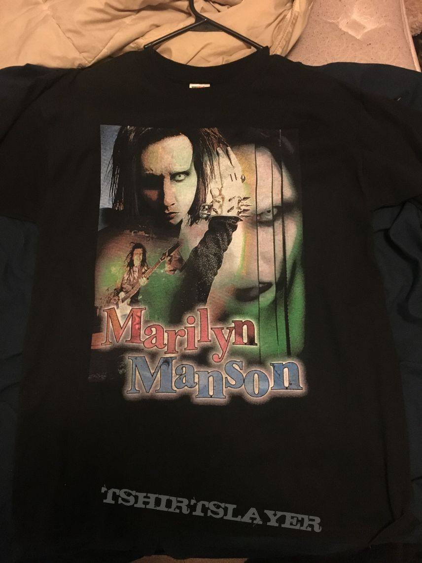 Marilyn Manson tour shirt
