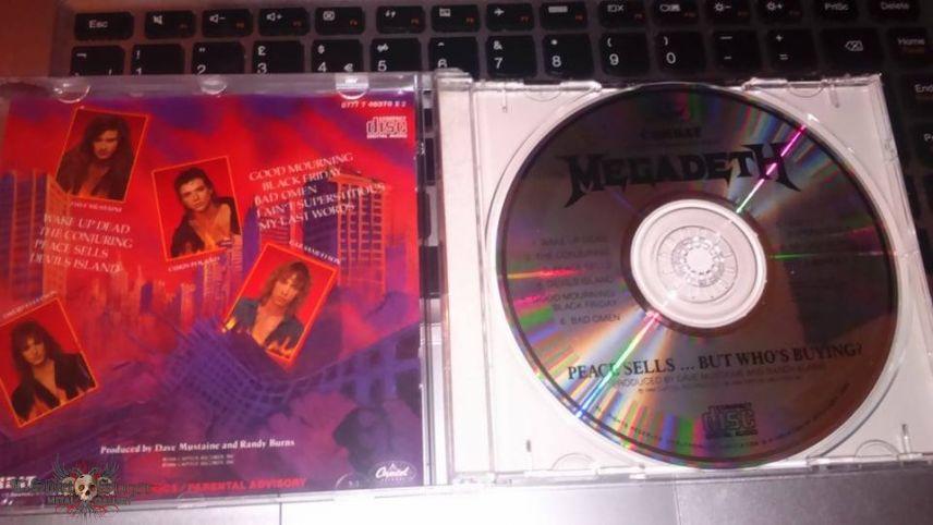 Megadeth-Peace Sells.. CD