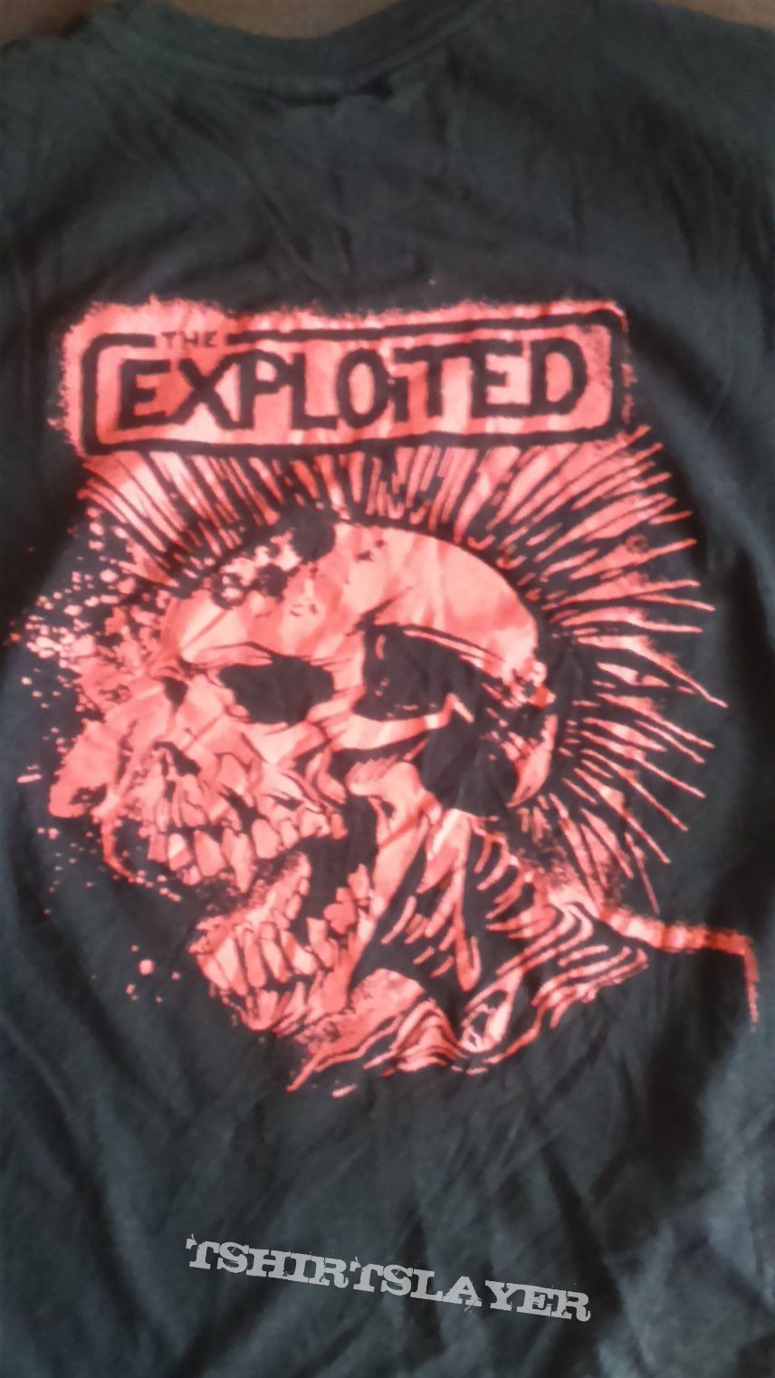 The Exploited-Beat the Bastards T-shirt