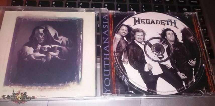 Megadeth-Youthanasia CD