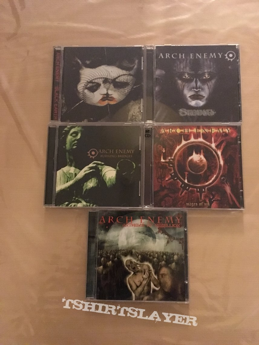 Arch Enemy collection