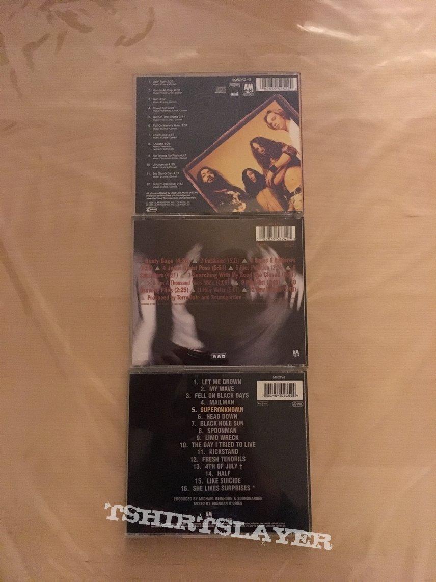 Soundgarden collection