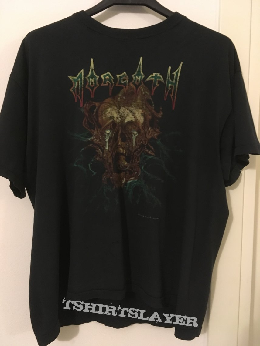 Morgoth - Gore And Agony All Over Europe Tour 1990