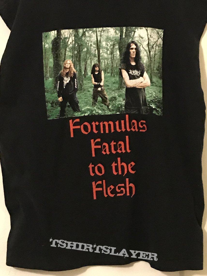 Morbid Angel - Formulas Fatal To The Flesh