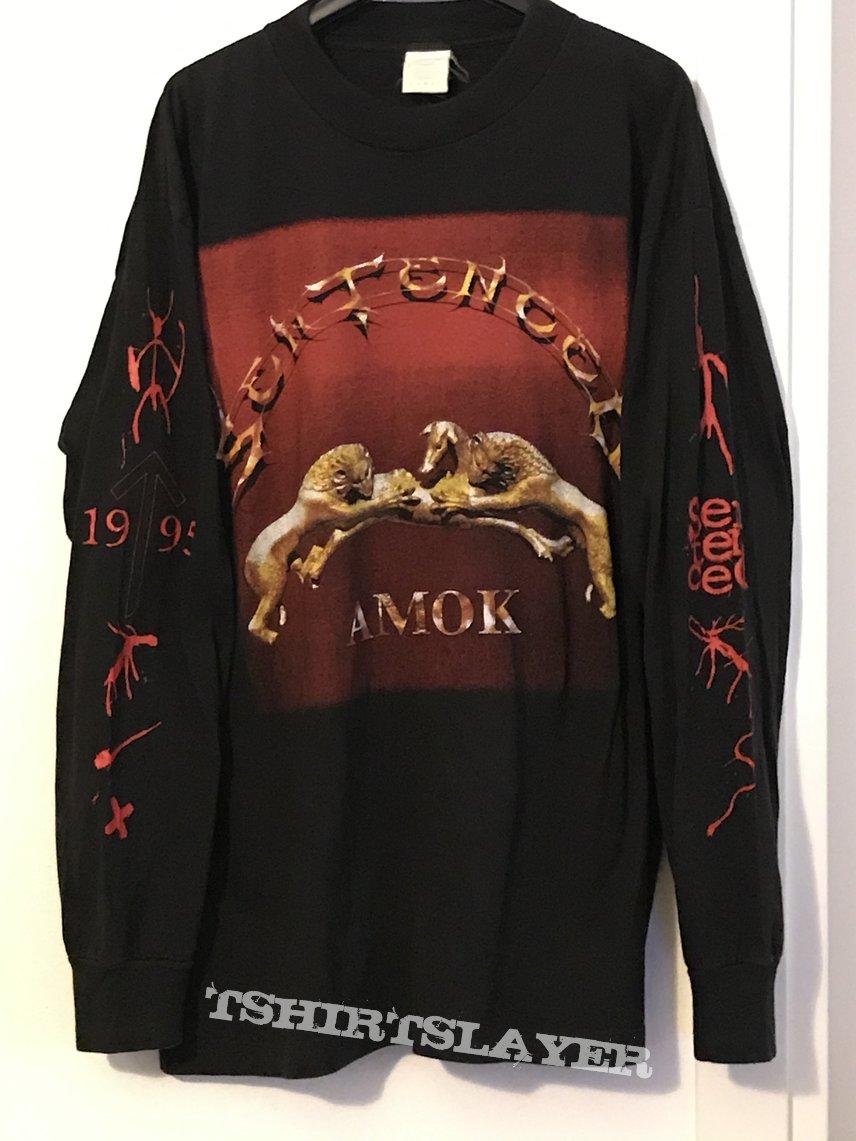 Sentenced - Amok European Tour 95