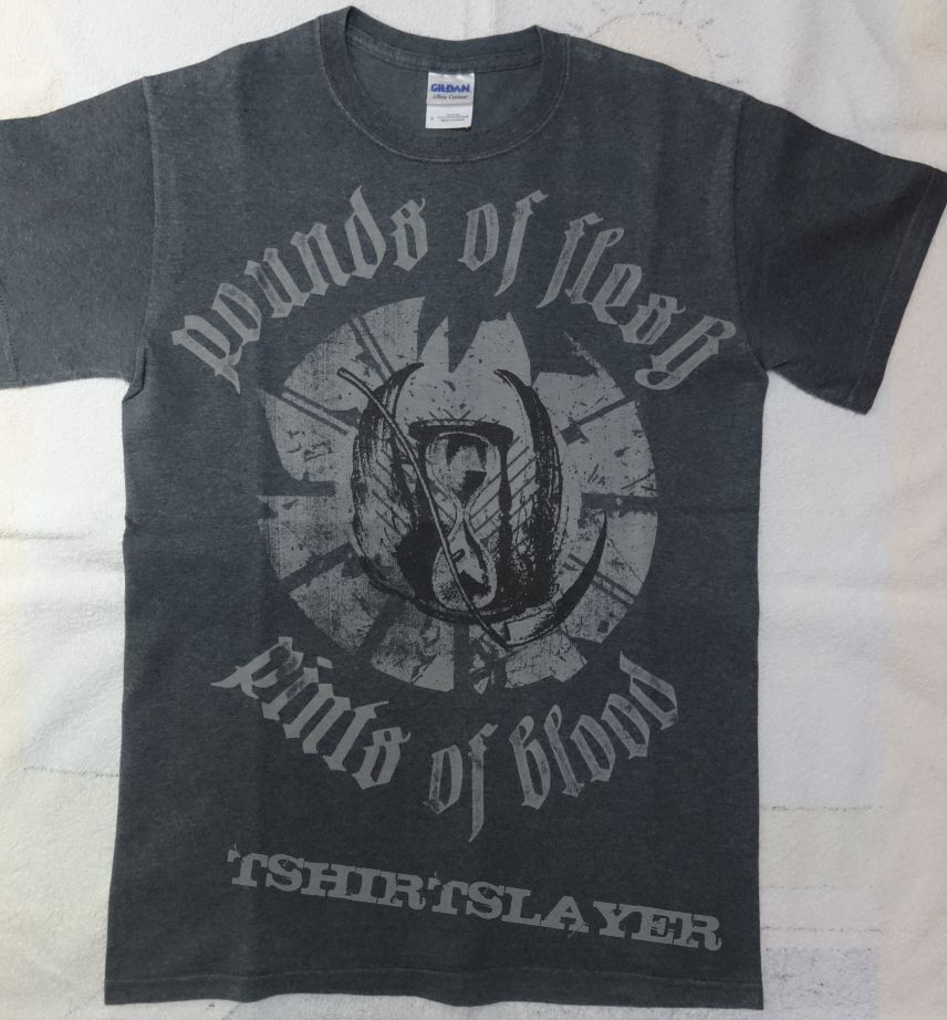 ac08f5e53 Converge - Pounds Of Flesh Pints Of Blood | TShirtSlayer TShirt and ...