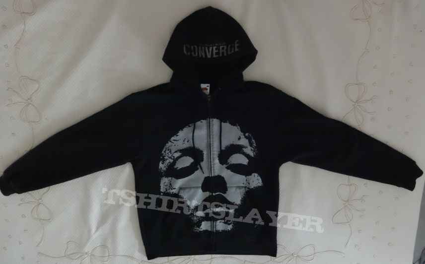 Converge - Jane Doe Zip Up Hoodie
