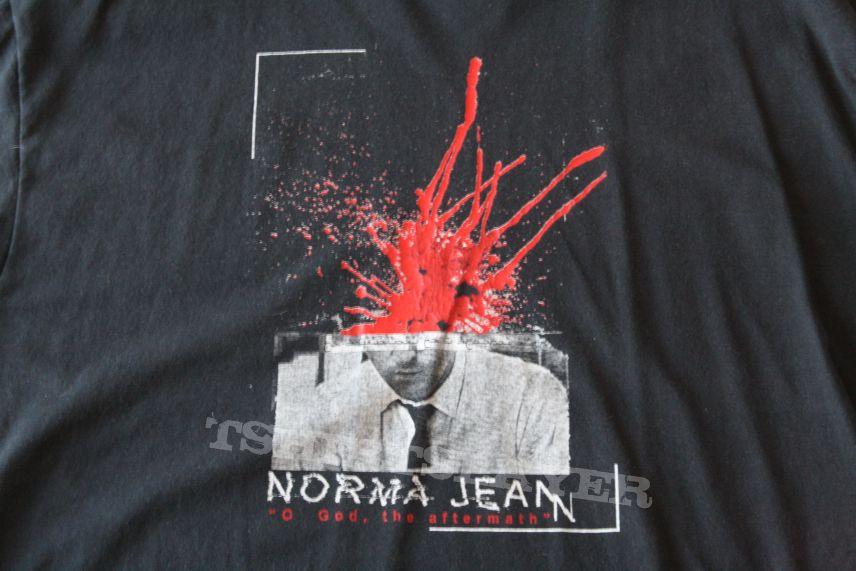 Norma Jean O God The Aftermath OG Artwork
