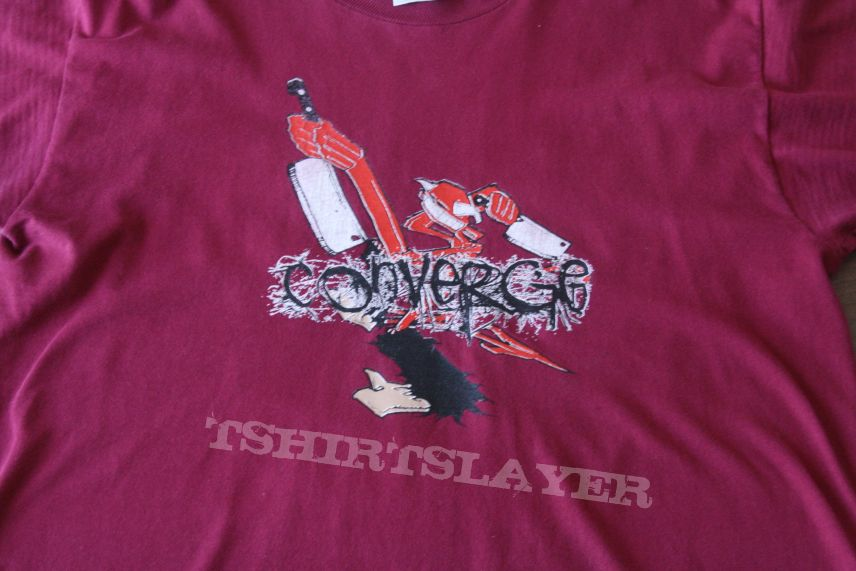 Converge Devil Aaron Turner Design