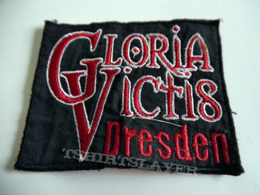 Gloria Victis patch used136