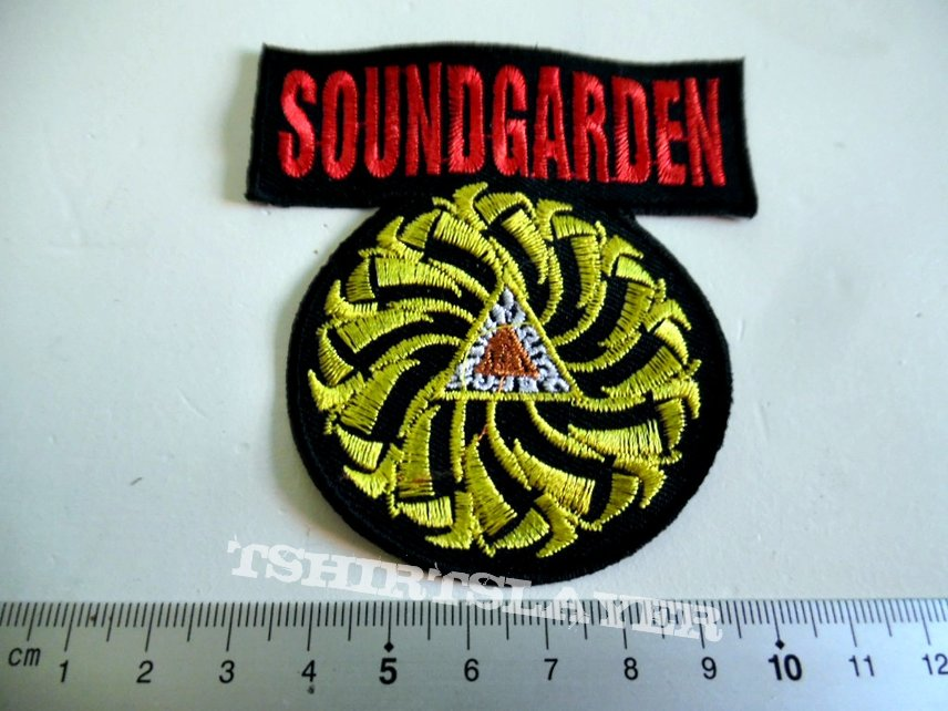 soundgarde shaped patch s295