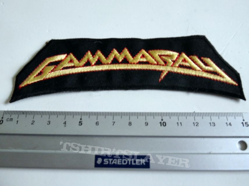 Gamma ray shaped patch used152