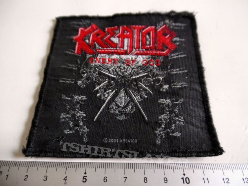 kreator patch used149
