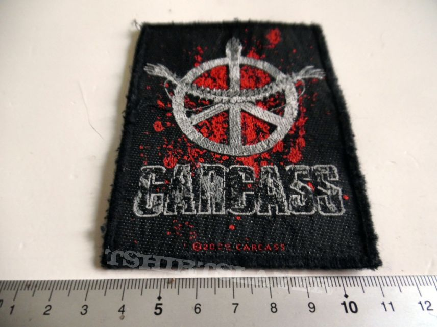 Carcass patch used145