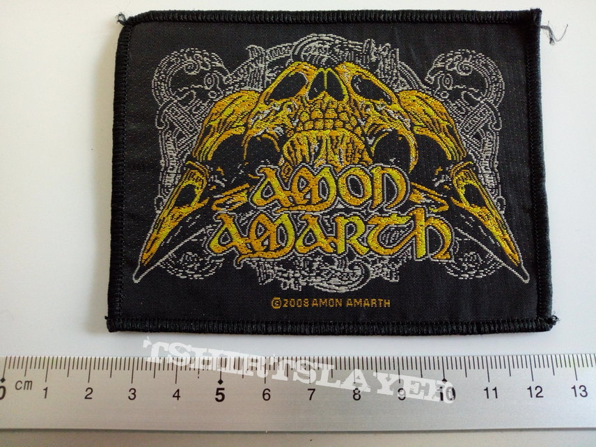 Amon Amarth patch  a28 new 2008