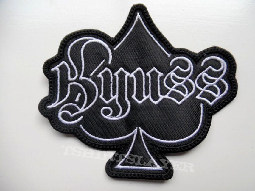KYUSS shaped patch k77 9.5 x 10.5 cm
