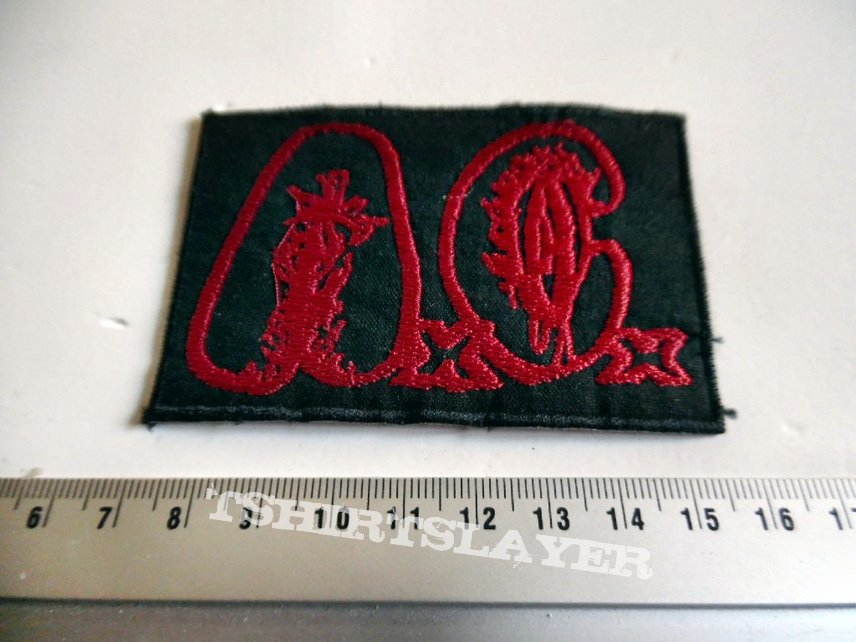 Anal Cunt patch a44