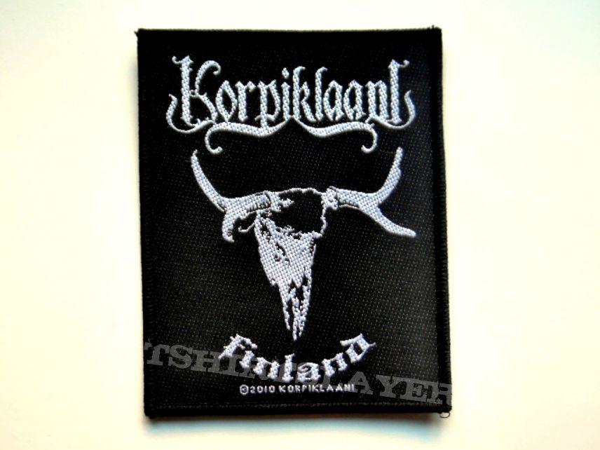 KORPIKLAANI  patch K58 new 8 X 10 cm