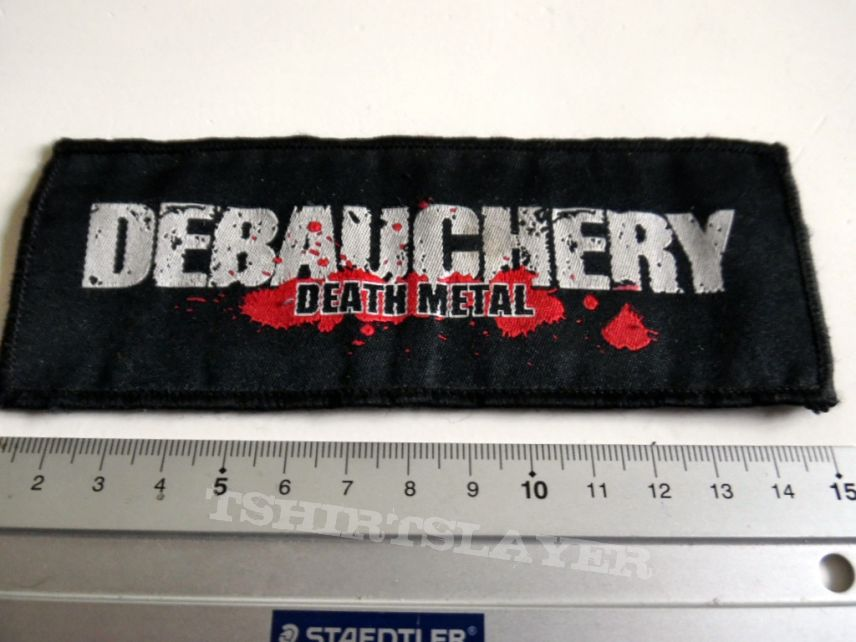 Debauchery patch used148