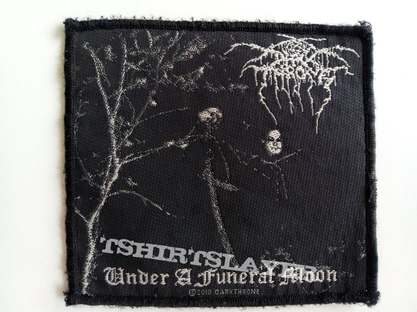Darkthrone under a funeral moon 2010 patch used614