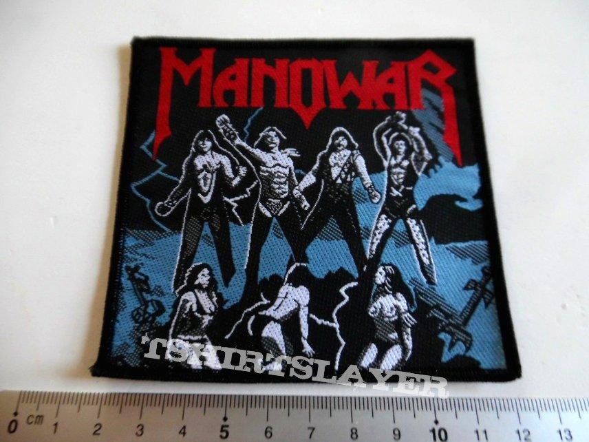 Manowar fighting the world patch m129