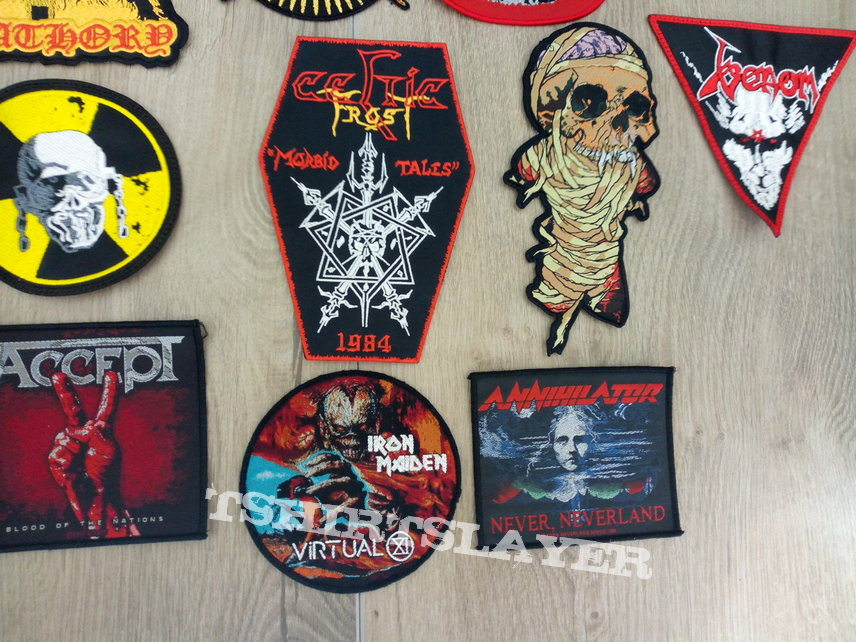 various patches new arrivals june
