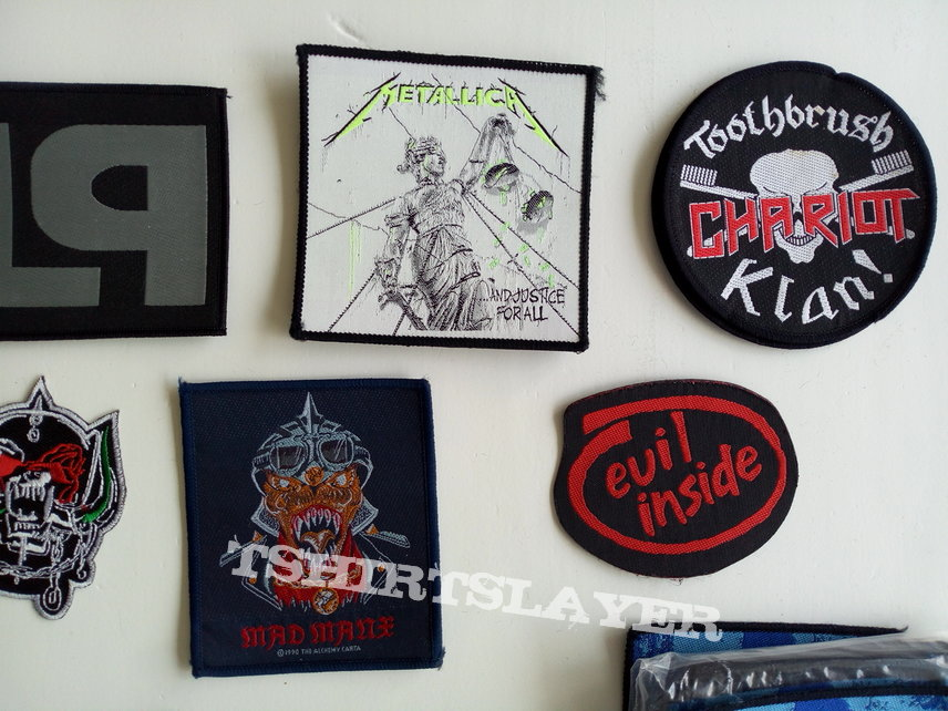 special offer new patches 3€ part 2
