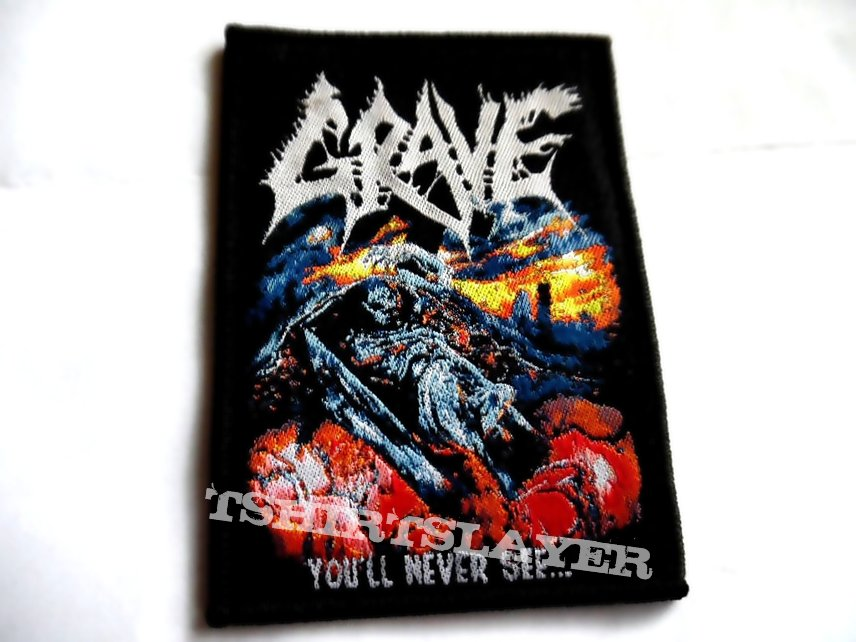 Grave patch g99