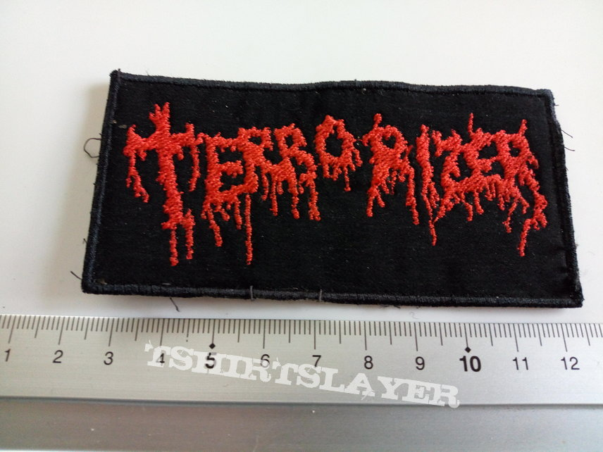 Terrorizer patch used345