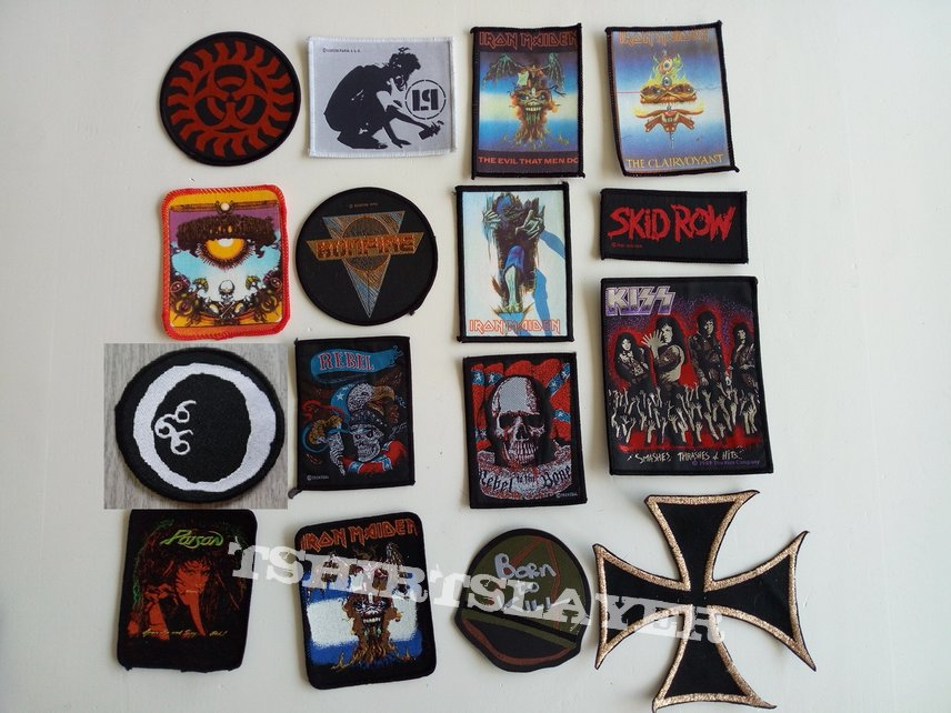 special offer new patches 3€ part 4