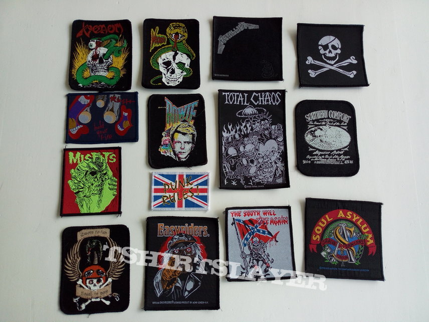 special offer new patches 3€ part 5
