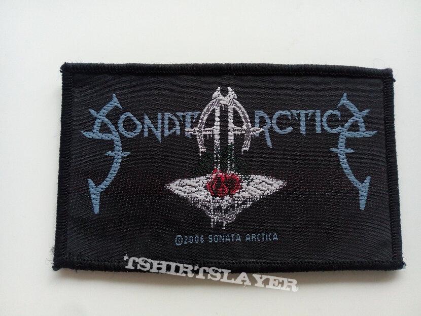 Sonata Arctica official 2006 patch s39