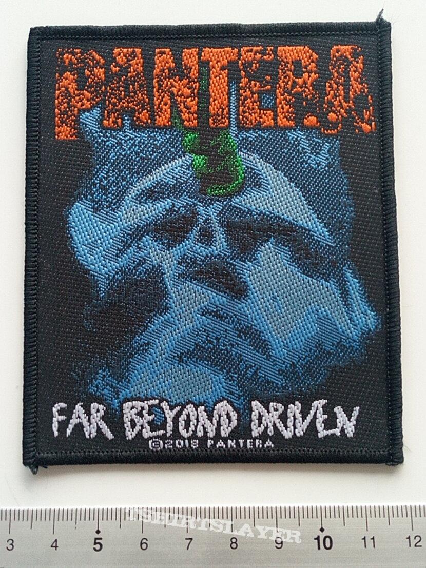 Pantera far beyond driven  2018  patch p190