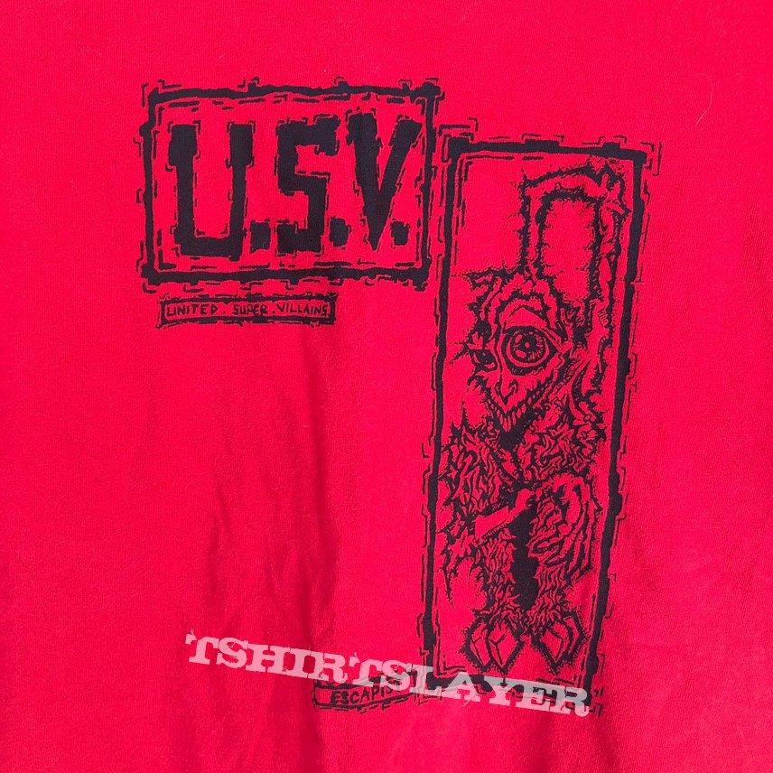 United Super Villains shirt