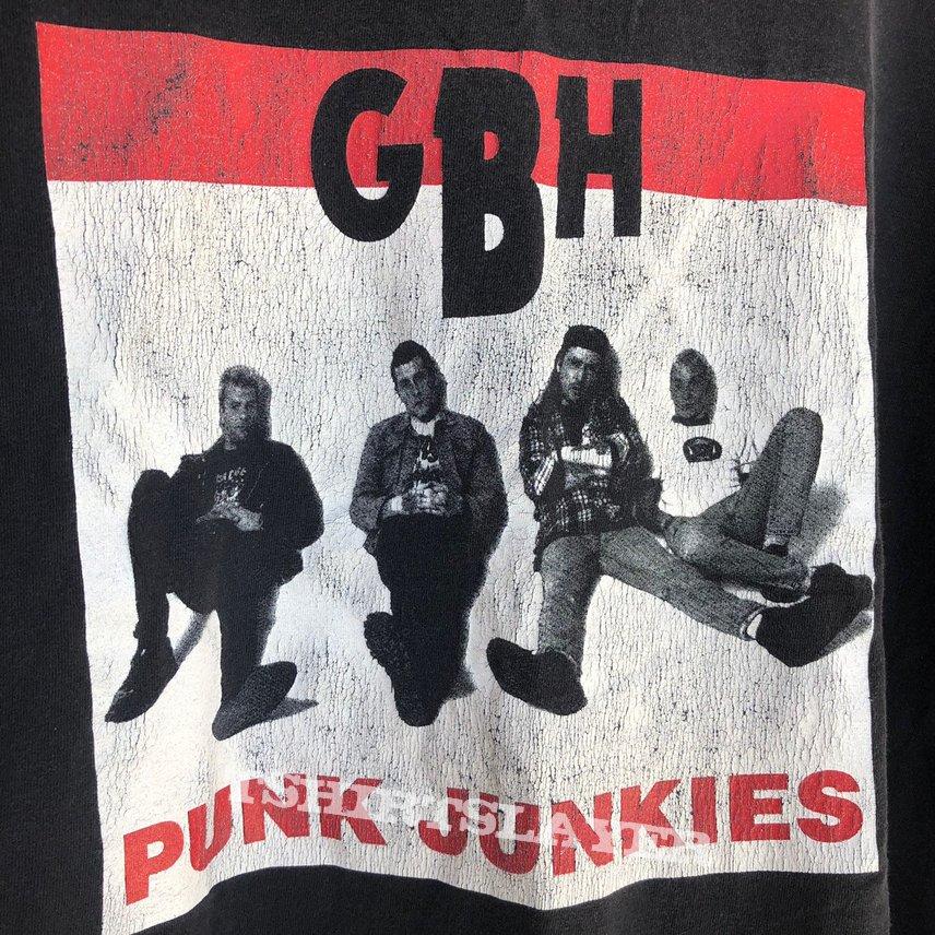 GBH Punk Junkies Shirt