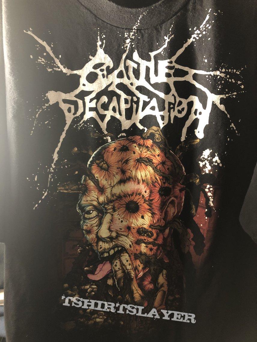 Cattle Decapitation Shitfaced shirt