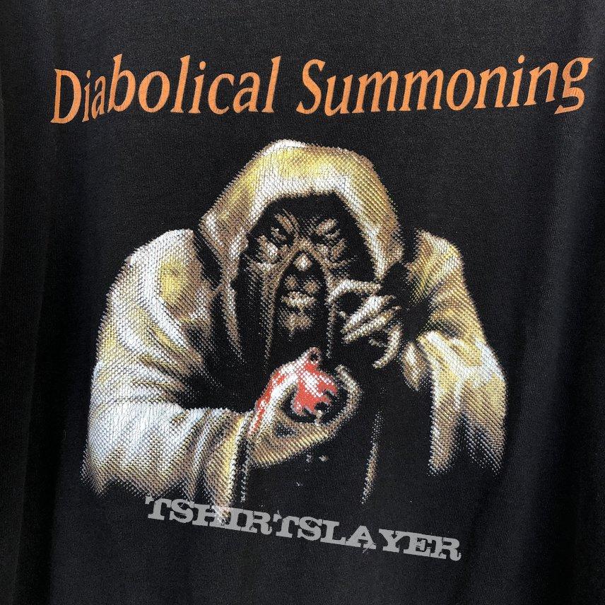 Sinister Diabolical Summoning long sleeve.
