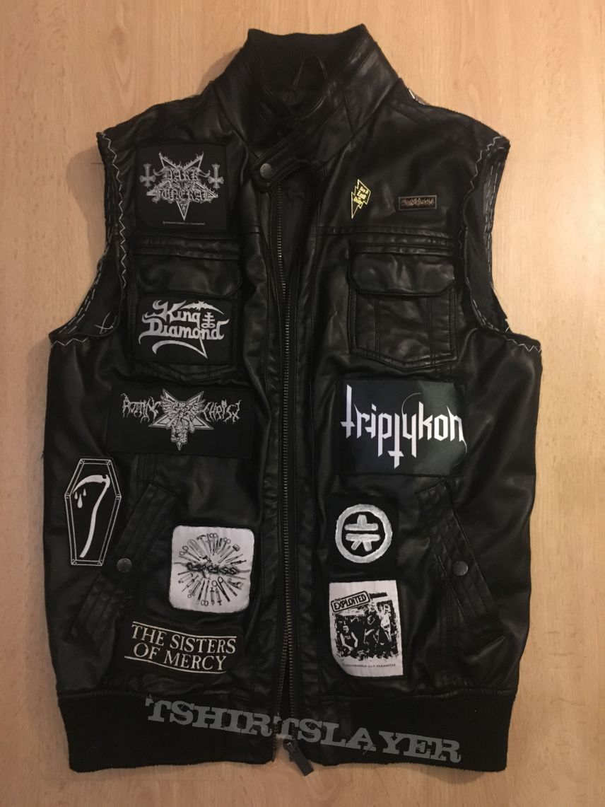 My Faux Leather Jacket - Update