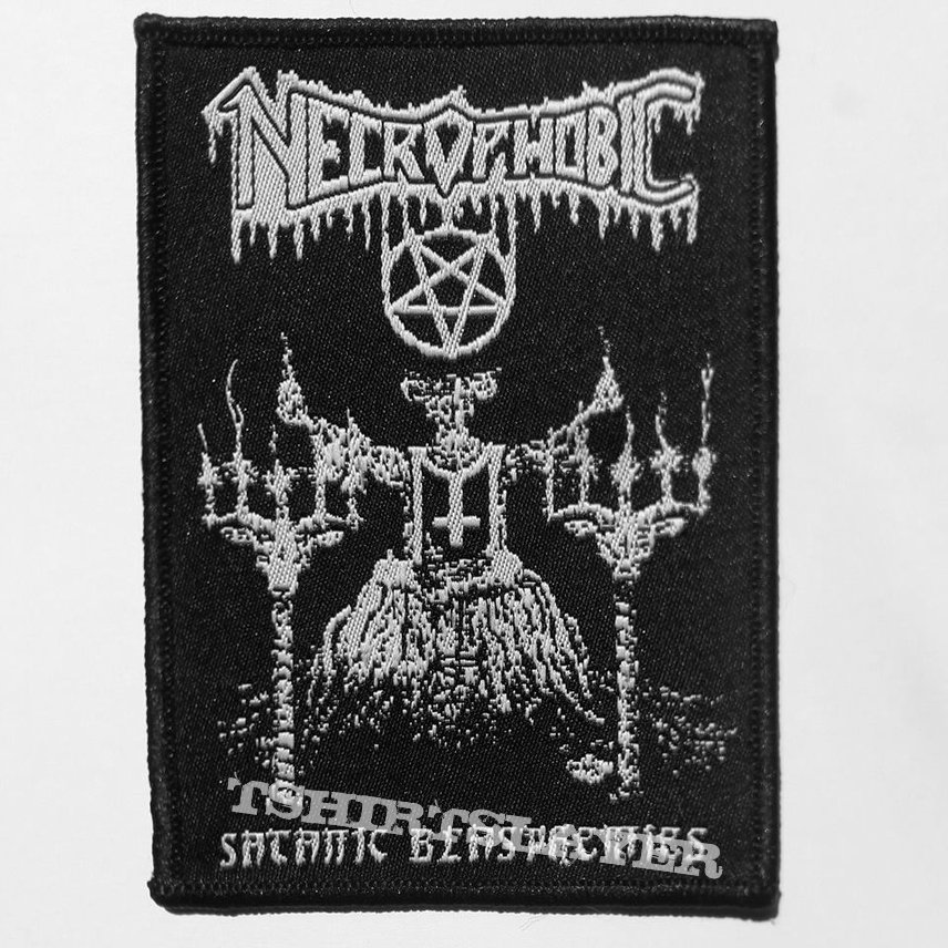 Necrophobic Patch