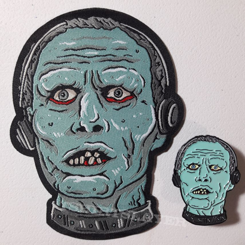 Day of the Dead Movie Patch and Pin