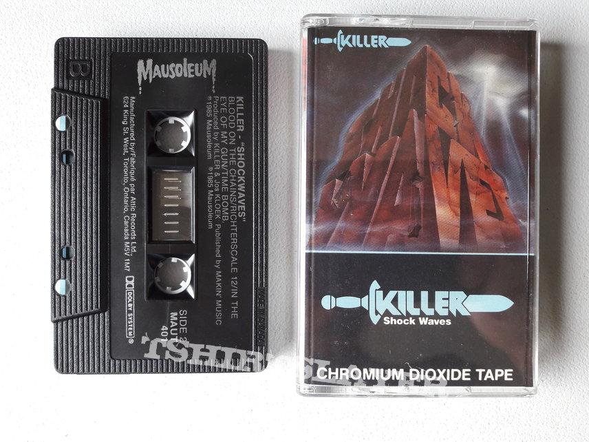 Killer - Shock Waves Cassette